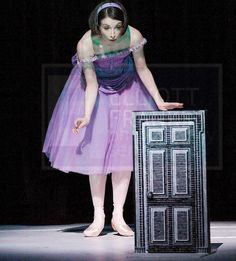 Alice's adventures in Wonderland by Christopher Wheeldon- World premiere cast with Lauren Cuthbertson as Alice (February 28th 2011)
