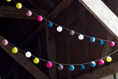 Our fairy lights bring a whole new level of magic to string lights. Use the lights to add a dazzling feature to your home. Create beautiful visions for wedding and/or holiday events! Add a splash of colour to your life with our fantastic fairy lights. #Interiors #Decor #Pink fairylights.com