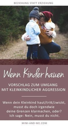 Was tun, wenn das Kleinkind haut, beisst, tritt? You are in the right place about Parenting H Babies R Us, Parenting Advice, Kids And Parenting, Foster Parenting, Parenting Classes, Nicole Neumann, Kindergarten Prep, Kids Sand, Baby Co
