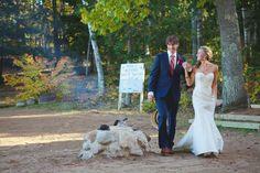 wedding >> chris + maureen