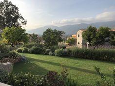 Provence garden in Khaoyai Thailand Provence Garden, Golf Courses, Thailand, Landscape, Free, Beautiful, Scenery, Corner Landscaping