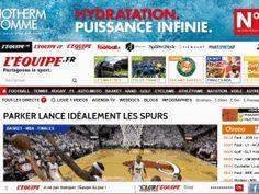 L'Equipe #WorldNewsPaper #France