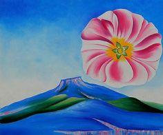 georgia o'keeffe paintings | georgia o keeffe paintings for sale online from saleoilpaintings com