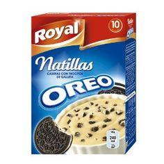 Royal - Oreo Natillas - 75 GR: 2,79 €