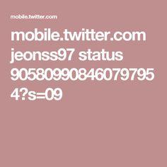 mobile.twitter.com jeonss97 status 905809908460797954?s=09