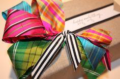 ribbon posey