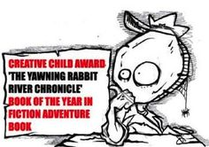 Wonderful Rabbit News !!! #award  #bookaward #TYRRC #CreativeChildAward #adventure #fiction #bookoftheyear #goodread #author #bookstoread