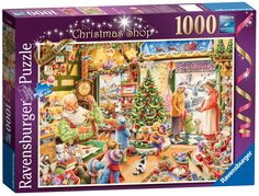 Finish a 1000 piece jigsaw puzzle.