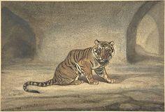 Tiger - Antoine-Louis Barye