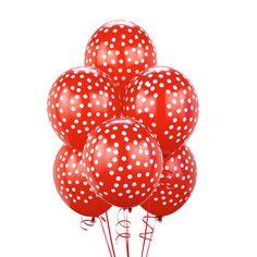 """""""mushroom"""" balloons $2.49 for 6"""