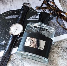 Men's Style Creed Perfume, Creed Fragrance, House Of Creed, Best Perfume, Fashion Forward, Chai, Things To Come, Mens Fashion, Men's Style