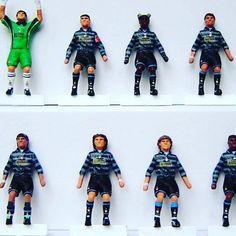 Inter Milan Subbuteo Dream Team