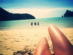 เกาะพีพี (Phi Phi Island) in Ao Nang, จังหวัดกระบี่ travelwithlamb.com Thailand SE Asia