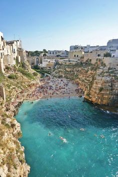 Top things to do in Polignano a Mare: best food, views, beaches Italy Vacation, Italy Travel, Italy Honeymoon, Honeymoon Travels, Bari, Stuff To Do, Things To Do, Southern Italy, Places To See