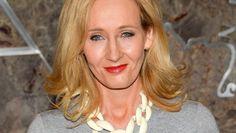 Harry Potter writer J.K. Rowling
