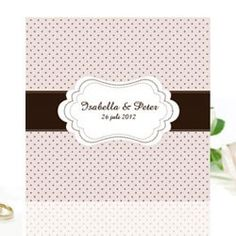 Inbjudningskort / Kortdesign wedding invitation