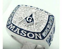 I think I will get this when I give my grandson the ring I proudly wear now