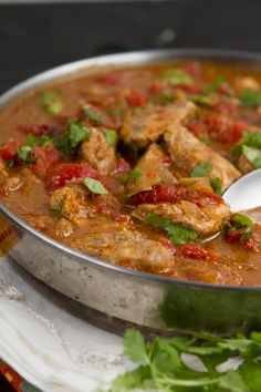 Dairy-free Butter ChickenHealthful Pursuit | Healthful Pursuit