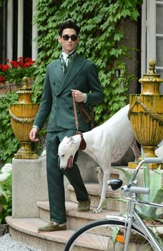 Greyhound!   ...and Trussardi Spring Summer 2013 - Milan