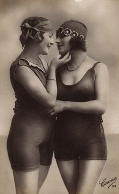 Early 20th Century - Erotica  Risqué photographs and postcards from the early 20th century