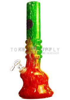 Color Splatter Water Pipe