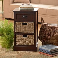 Brown Storage Chest at Kirkland's #kirklands #pinitpretty
