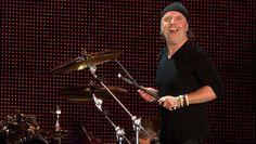 Барабанщик и один из основателей группы Metallica был награжден датским рыцарским орденом Даннеброг