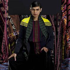 """Heritage power on textile"" . . °°°°°°°°°°°°°°°°°° Muse : Yuwjin in @ajisuropati by @ajius94 ©NovumAeris °°°°°°°°°°°°°°°°°° . .  #instalikes #style #fashionblogger #fitness #fashionphotography #asian #instafashion #instadaily #iger #swagger #hot #ootd #detail #hunk #modeling #pfw #supermodel #femalemodel #highfashion #topmodel #beautymakeupandmore #fashionweek  #followme  #editorial #NovumAeris #moodygrams #etnic #ethnicity"