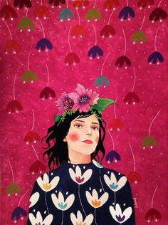 I mille volti delle donne nei ritratti di Hülya Özdemir | PICAME