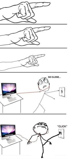 hahaha happens to the best of us!