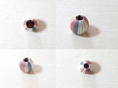 no.14-32-03 絹糸の巻き玉(一つ)4色の絹糸で作った巻き玉のパーツです。直径15㎜のエンドループ型上下の穴はそれぞれ9㎜と5㎜です。通常エンドループ...|ハンドメイド、手作り、手仕事品の通販・販売・購入ならCreema。