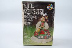 Beaded Doll Kit - Walco Li'L Missy Heidi #13317  #Walco