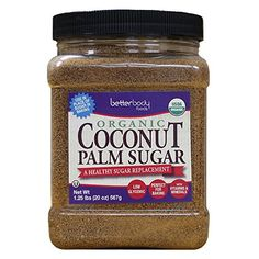 BETTERBODY SUGAR COCONUT, 1.25 LB * More forbidden discounts at the link of image : Baking supplies