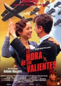LA HORA DE LOS VALIENTES (1998) Antonio Mercero. El 1936, en plena Guerra Civil, comença l'evacuació dels quadres del Museo del Prado. Un autoretrat de Goya resta oblidat en un racó... #recomanacions #cinema #cinemaimes #museus . Disponible a:   http://elmeuargus.biblioteques.gencat.cat/record=b1735904~S125*cat#.Wvvyty7FLcs