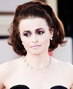 Helena Bonham Carter at Arqiva British Academy Television Awards 2014