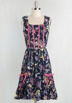 Size medium, NWT, Ready Fleur Anything Dress