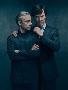 Sherlock season 4. Dark and broody.