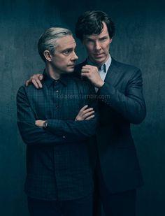 Sherlock season 4. Dark and broody.