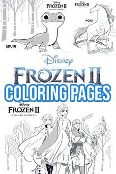nook  frozen 2 coloring page  elsa coloring pages frozen coloring pages frozen coloring