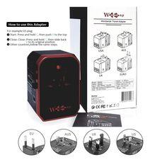wadap travel adapter