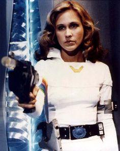 Erin Gray in Buck Rodgers as Col. Willma Daring
