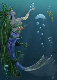Mermaid's Longing