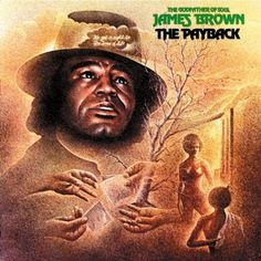 James Brown - Payback (2 LP)  Polydor PD-2-3007