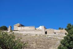 Castillo árabe de Estepa (Sevilla)