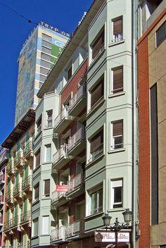 C/Manero Mollá 7 (el edificio de la Ortopedia Moderna) de 1945- Alacantí de profit: COMO NUEVAS 43: CERCA DEL MAR