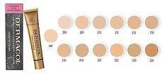 Dermacol Make Up Cover  High Covering Make-up Foundation