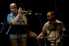 Presentación del grupo Atomic Jazz contemporáneo de Escandinavia en el Teatro de la Ciudad, Esperanza Iris. Foto: Antonio Nava/Secretaria de Cultura