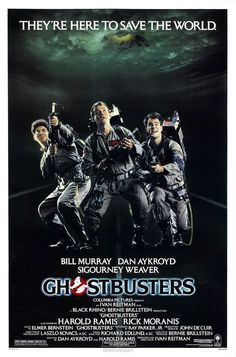 Click to View Extra Large Poster Image for Ghostbusters