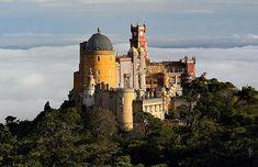 Sintra : Romantisme au Palais de Pena