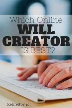 We have a child, a car, a house - and plenty of debt to go along with it? I'm exploring the best online will creator! This site.Retired by 40 has some amazing budgeting ideas and links! Money Tips, Money Saving Tips, Things To Know, Good Things, Financial Tips, Financial Peace, Frugal Living Tips, Budgeting Finances, Money Matters